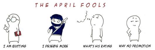 The April Fools 1